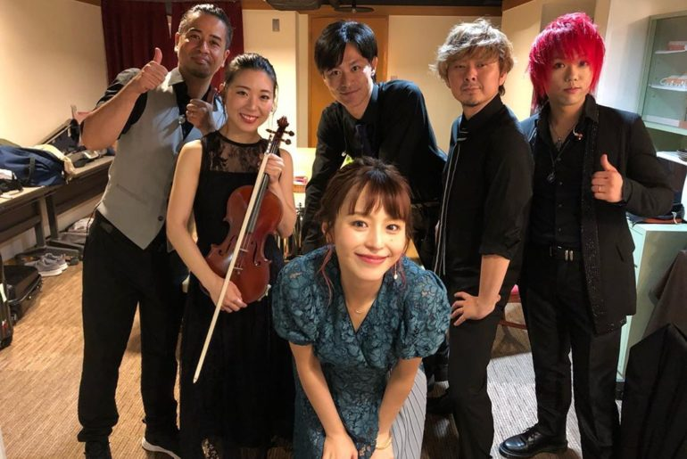 AYA HIRANO 1st Musical Concert 2019 〜Starry︎Night〜 Blue Note Nagoya   今回の一...