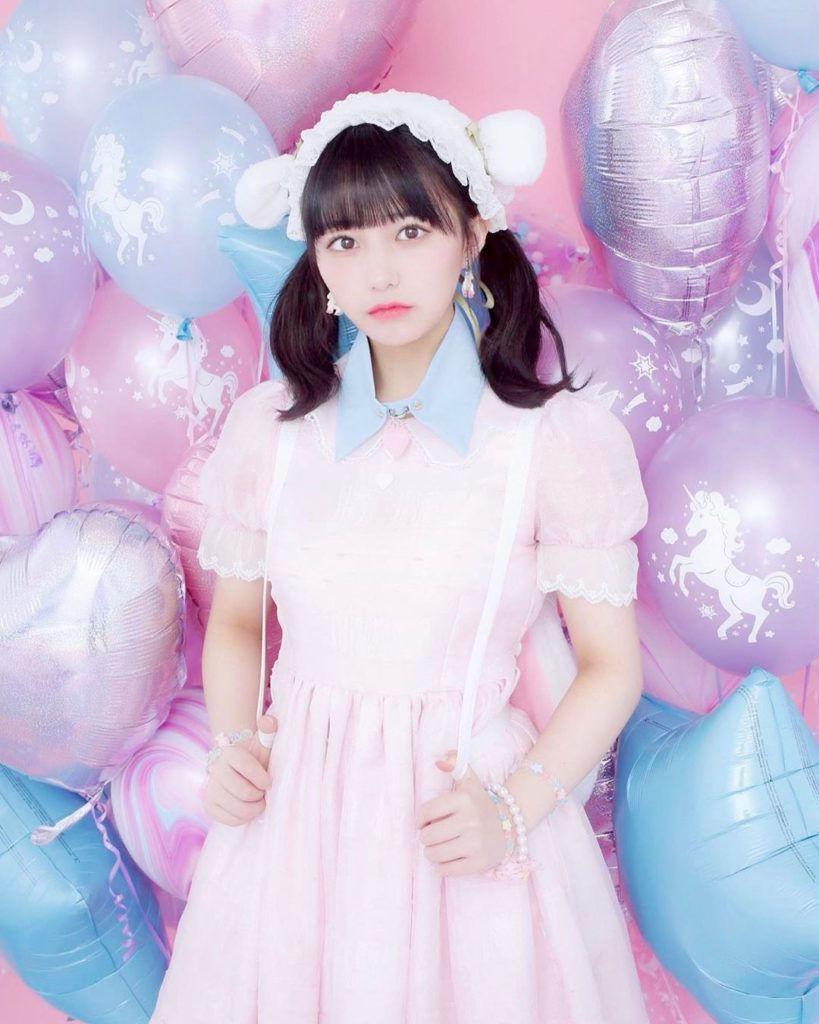 . . . #lolita #cute #pink #lovely #sheep #Twintail #...