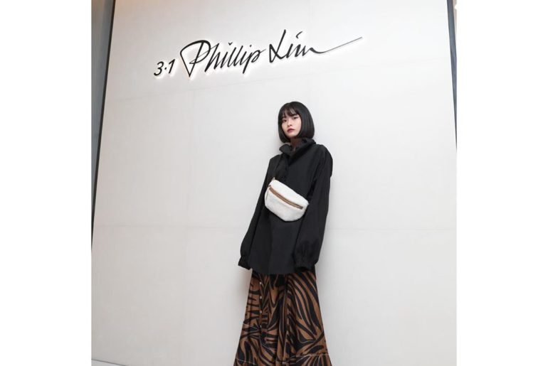 3.1 Phillip Lim x The Woolmark Company Capsule Collection focused on Sustainabil...