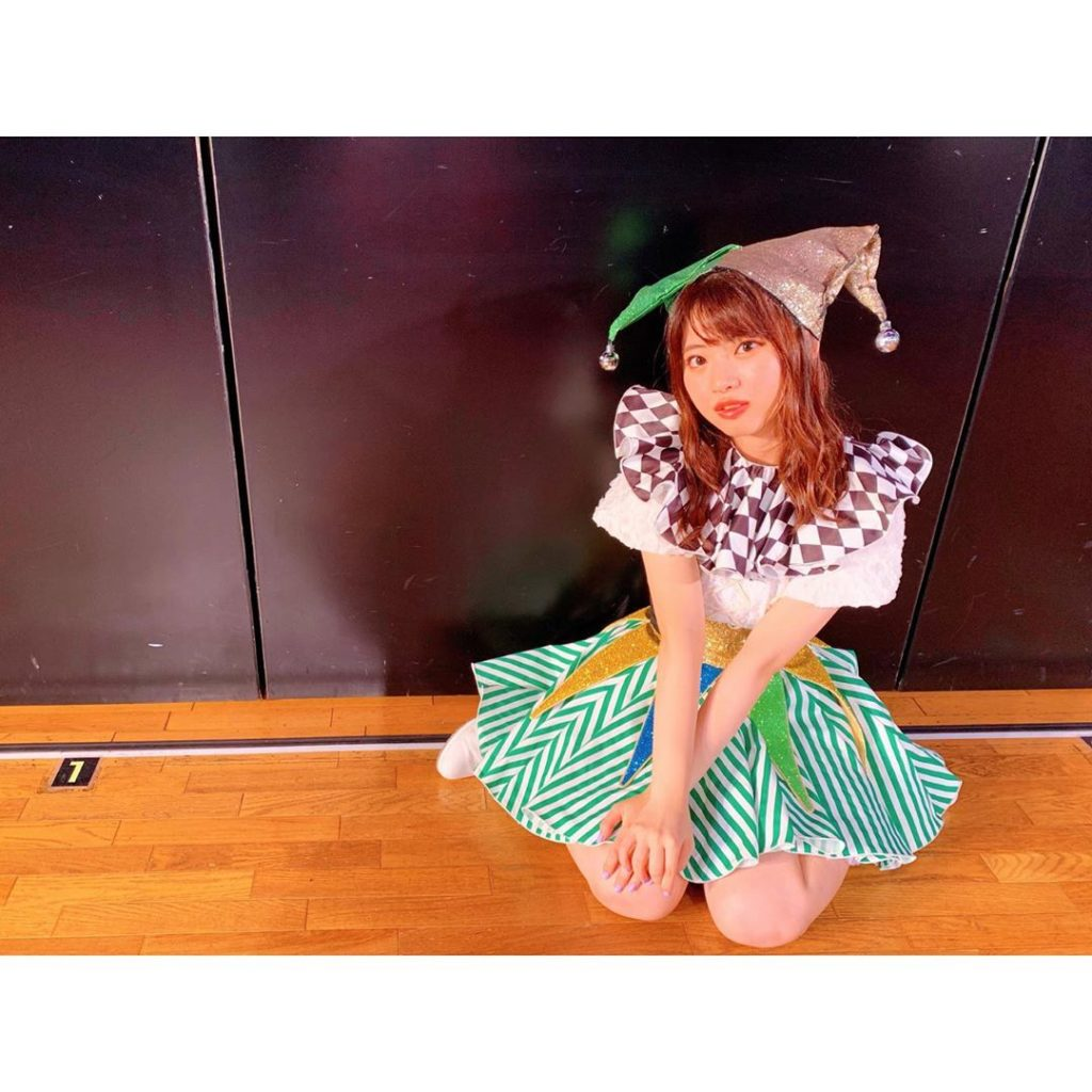 #20191031 #HappyHalloween # # ### #Halloweenparty #AKB48theater #pierrot #ハッピーハ...