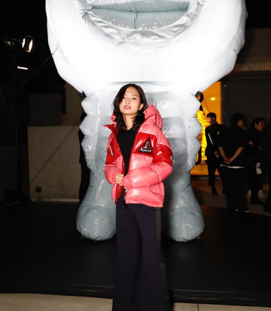 @moncler  ハウス オブ ジーニアス 東京 reception party  #monclergenius...