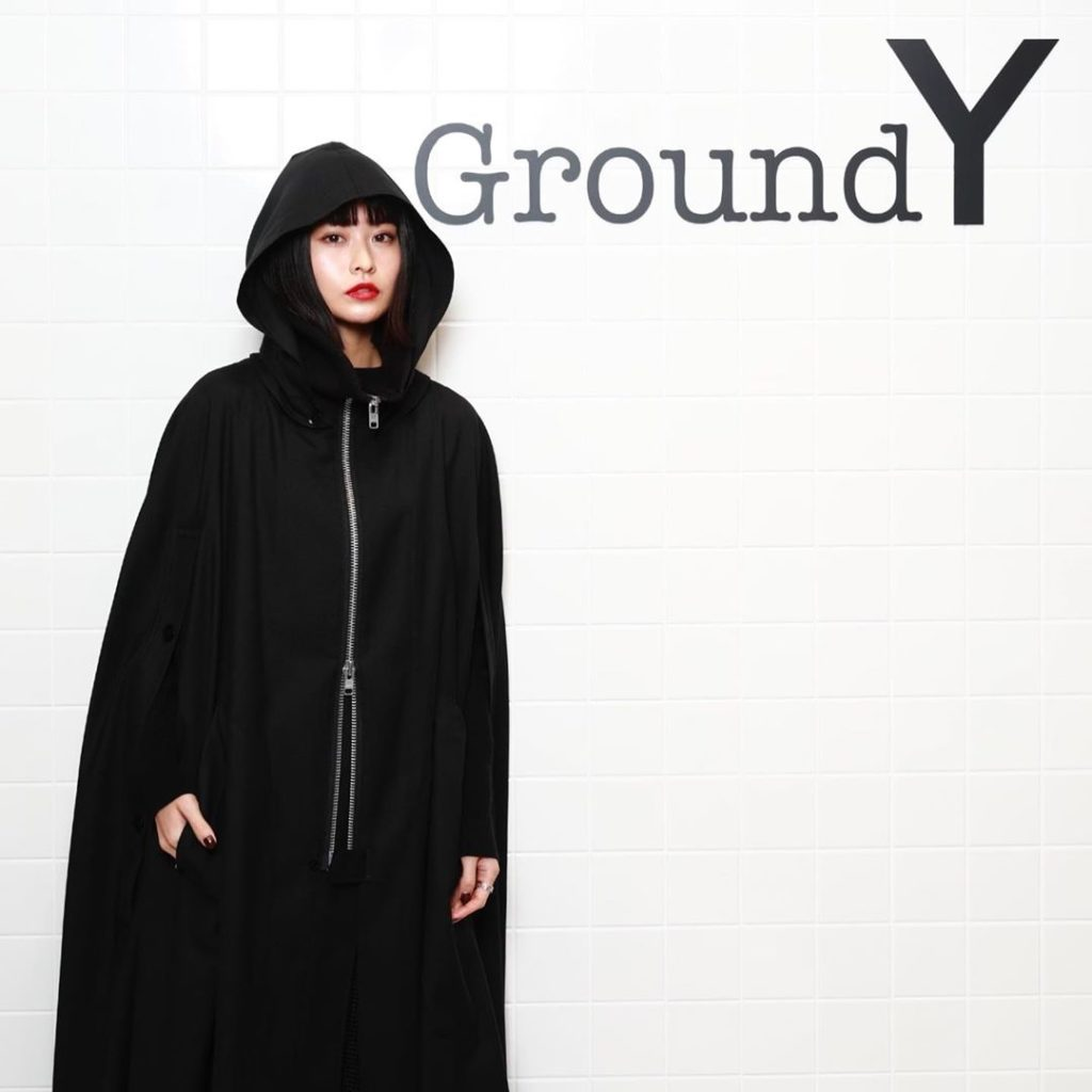 SHIBUYA PARCO @ground_y_official ...